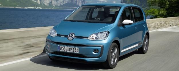 Volkswagen up! aterriza en España con una mejora notable en equipamiento