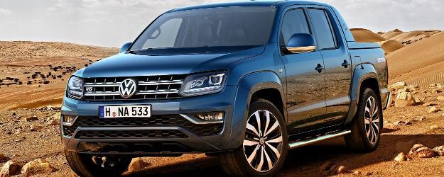 Volkswagen Amarok, el joven todoterreno ya ruge como los grandes