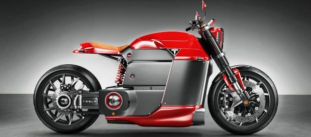 Tesla Model M: ¿la motocicleta del futuro?