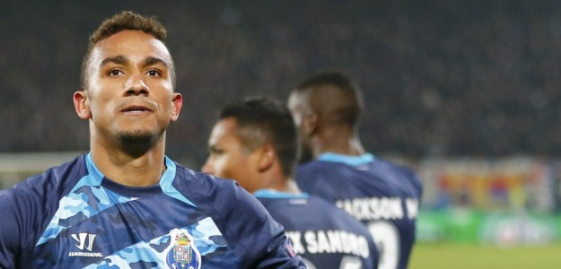 El Madrid hace oficial el fichaje de Danilo