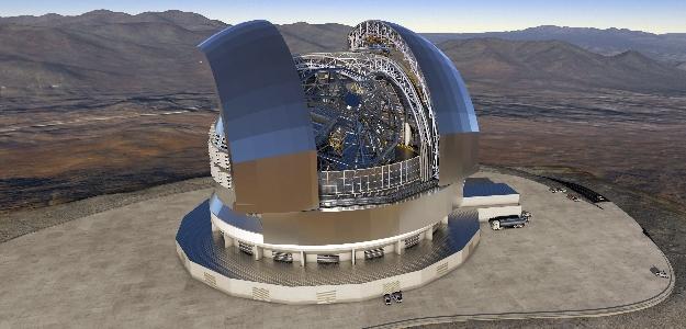 Así será el mayor telescopio del mundo: tan grande como la Sagrada Familia