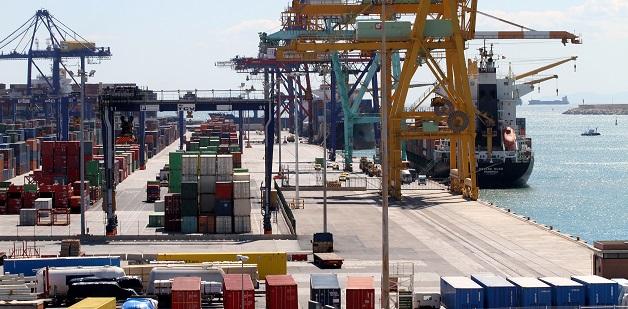 El puerto de valencia asume el control del servicio - Laydown puerto valencia ...