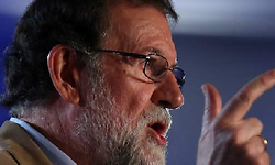 Rajoy llama a la participación el 21-D y a no boicotear el producto catalán