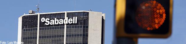 El segundo accionista del Sabadell no irá a la ampliación de capital