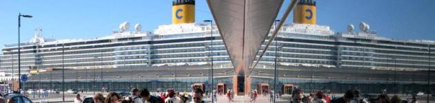 Barcelona fija el rumbo de los cruceros - 250x150