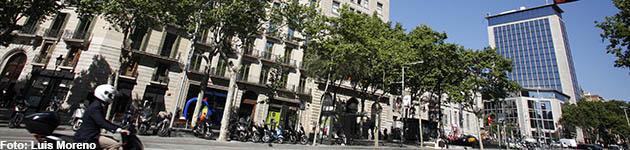 La Generalitat vende la sede del departamento de Empresa - 250x150