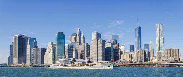 Partido enviar información  Nueva York, el destino
