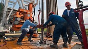 trabajadores fracking