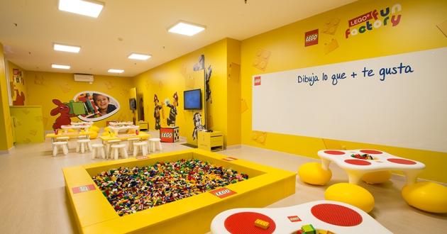 La Fun Factory de Lego abre en Diagonal Mar