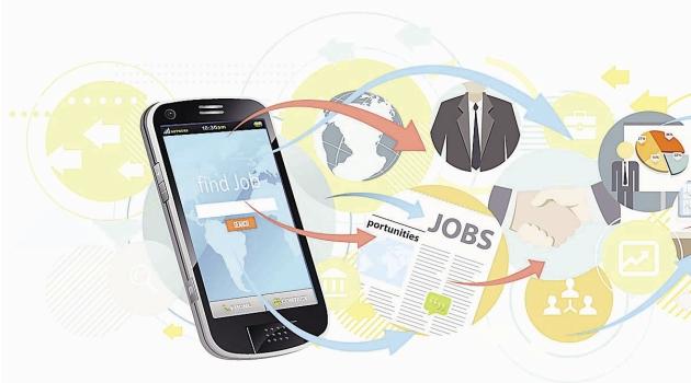 Buscar Empleo Es Un Trabajo A Media Jornada Requiere Tiempo