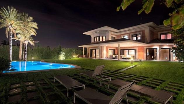 las viviendas de lujo