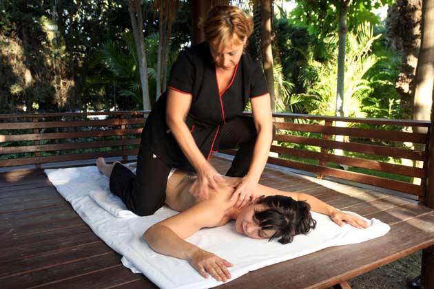 día acompañante del hotel masaje de próstata