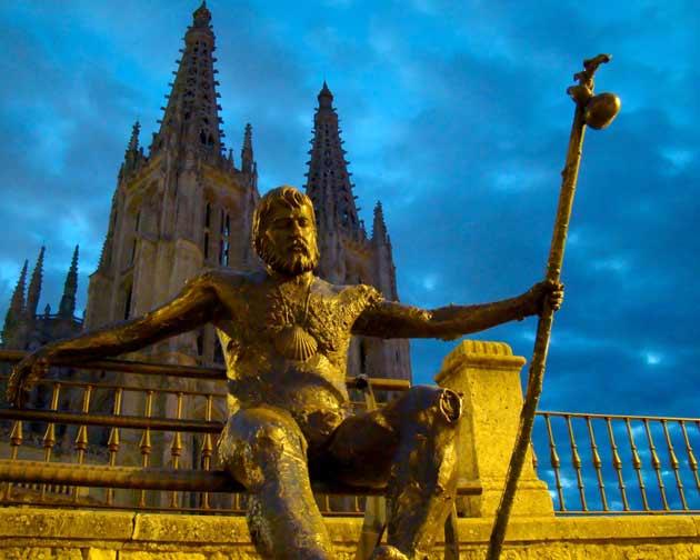 El Camino de Santiago, Embajador Honorario de la Marca España