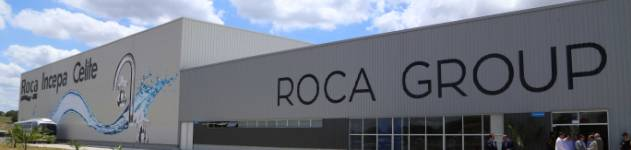 Grupo Roca invierte 122 millones en sus fábricas de Brasil, India y China - 360x150
