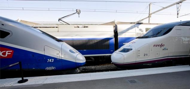 La conexión por tren entre España y Francia fracasa por falta de demanda