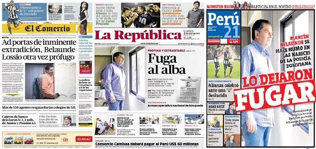 el diario en bolvia: