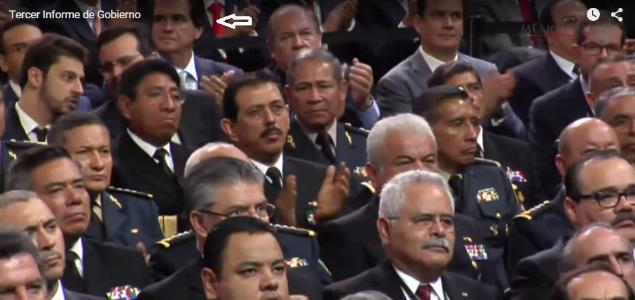 Dueño de Grupo Higa estuvo presente en el 3er Informe de Peña Nieto ... 05a90295512