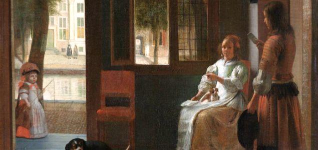Tim Cook asegura que vio un iPhone en un cuadro de 1670