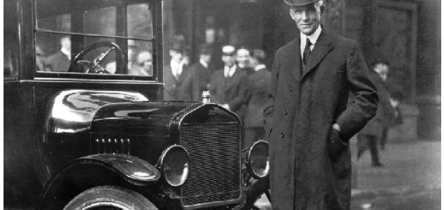 la cadena de montaje de henry ford que revolucionó la industriahenry ford t jpg