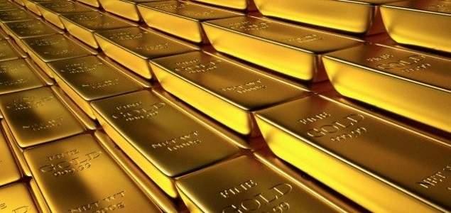 La onza de oro cae por debajo de los 1,200 dólares