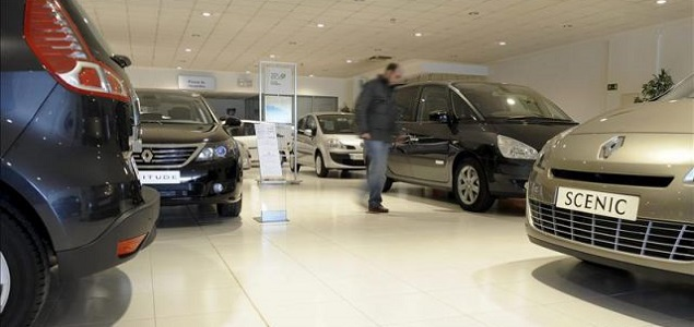 La venta de coches registra un leve repunte en Argentina - 200x125