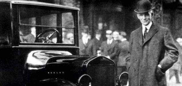 Las 20 Frases De Henry Ford Sobre Los Negocios Y El