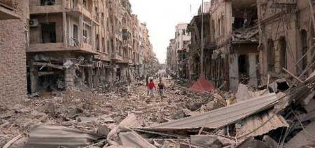El mundo sun� y chi�: el complejo ajedrez mundial en la guerra de Siria
