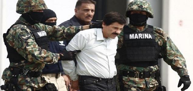 El Chapo, en la lista de los más buscados de EEUU
