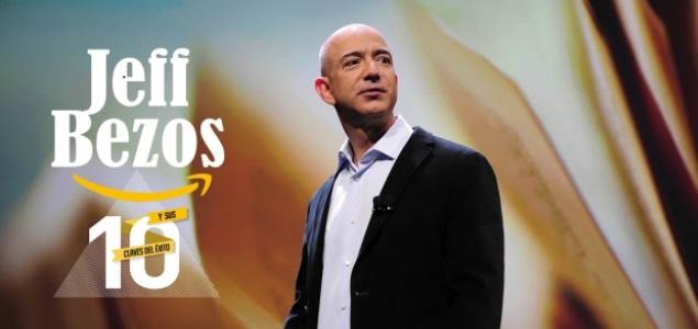 Jeff Bezos nos revela las 10 claves del éxito