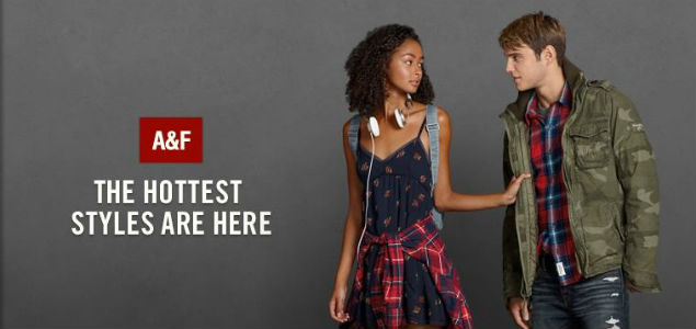 Ropa Abercrombie & Fitch En Mexico