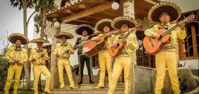 Mariachi Nuevo Tecalitlan - Music To Drink Tequila With