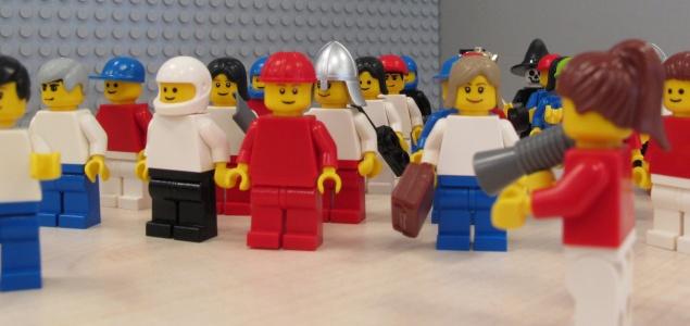 LEGO y sus cinco lecciones de liderazgo: un juego de niños
