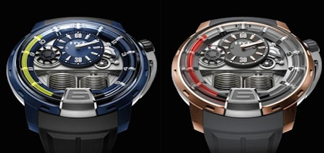 lo último e3259 f3cfa Llega a Chile nueva marca de relojes suizos ...