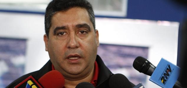 El ministro de Interiores y Justicia de Venezuela, Miguel Rodríguez Torres. - miguel-rodriguez-torres