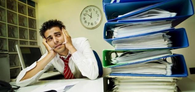 ¿Estás harto de tu trabajo? 7 señales de que estás quemado