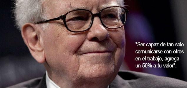 El millonario Warren Buffett tiene el 3% de Goldman Sachs