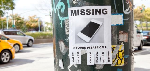 foto movil robado: