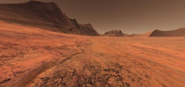 Marte, como nunca antes lo habías visto (en 360º)