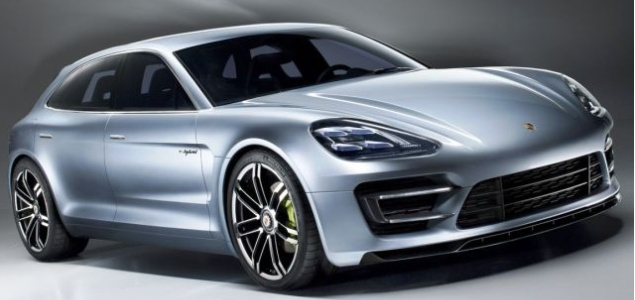 Porsche Pajun: el Panamera júnior