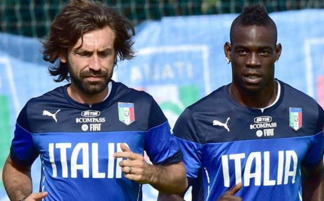 Lista la convocatoria de Italia para la Euro, Pirlo quedó fuera