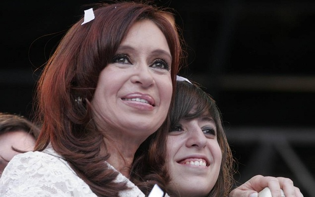Florencia Kirchner Embarazada: Confirmado: Florencia Kirchner, La Hija De Cristina