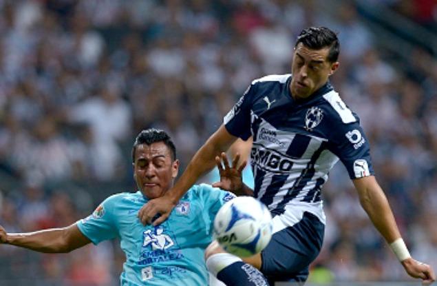 Pachuca vs Monterrey, Final de ida Liga MX 2016 — Resultados