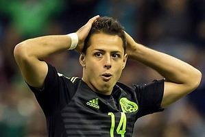 Chicharito y una cita con la historia en Copa América