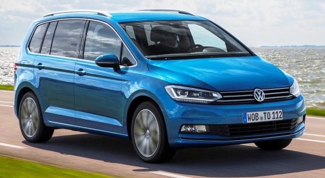 Nuevo Volkswagen Touran El Monovolumen Alem 225 N Se Especializa Ecomotor Es