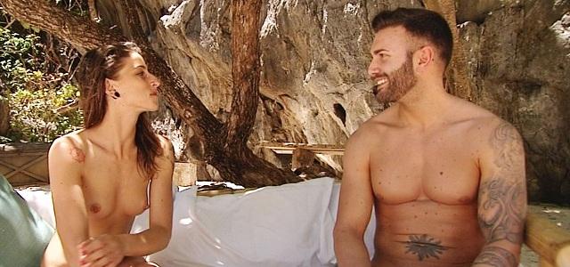 Competencia Avala Las Promos Con Concursantes Desnudos De Adán Y