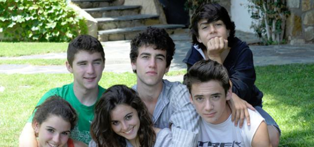 6be856f5c6a0 Los chicos de 'Pulseras Rojas' regresan con TNT - Ecoteuve.es