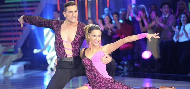 ganadora mira quien baila: