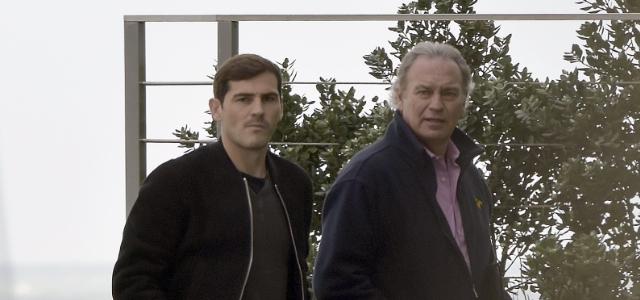 Así fue la visita de Bertín Osborne a la casa de Iker Casillas y Carbonero en Oporto