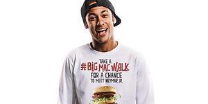 Retiran un anuncio de  McDonald y Neymar en La Meca