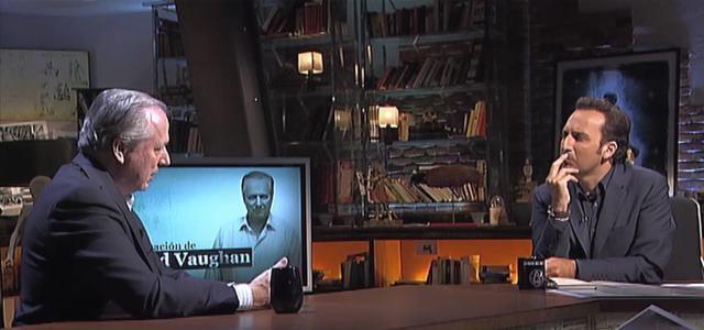 La escalofriante historia que el profesor vaughan desvel for Noticias cuarto milenio